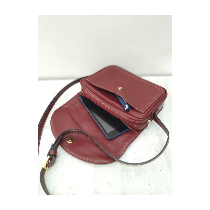 Bordeaux Crossbody Bags