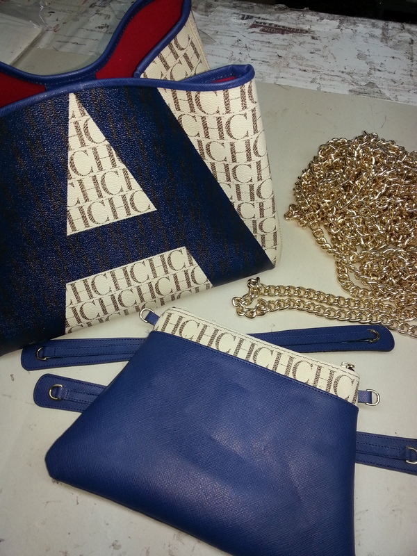 The new Carolina Herrera Handbag