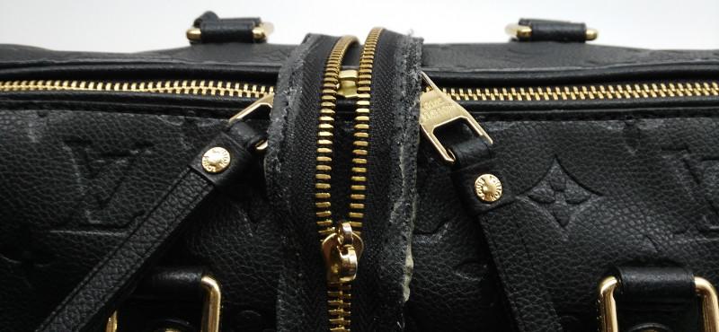Arreglar cremallera de bolsos de marca