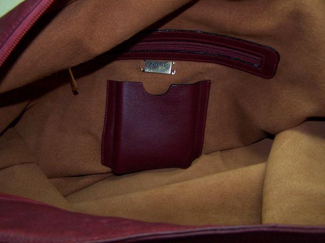 Cremmalera de bolso loewe