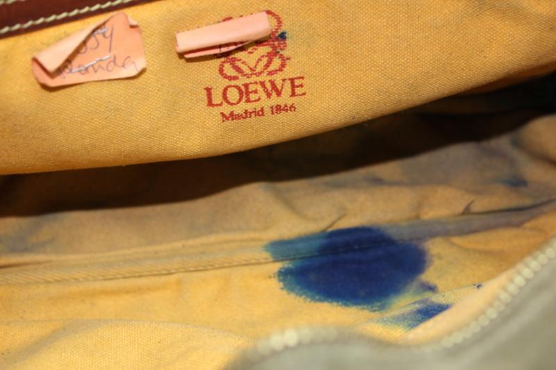 Limpiar forro de un bolso